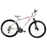 Bicicleta Aro 29 Gts M5 Câmbios Shimano E Garfo De Suspenção