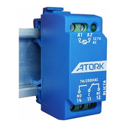 Relé Interface Acoplador Atork 127v Ac