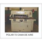Guillotina Polar 72 De Luz