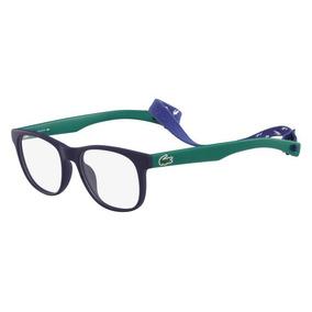 A O Azul Lacoste - Óculos no Mercado Livre Brasil 05036583ec