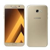 Smartphone Samsung Galaxy A7 2017 A720 Dourado 64gb[vitrine]