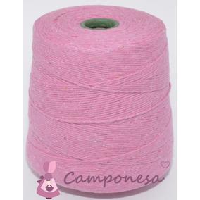 Barbantes Camponesa - Kit De 6 Unidades De 1kg - Fio 6 E 8