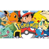 Pokémon Todas As Temporadas Dublado Digital - Frete Grátis