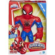 Muñeco Del Hombre Araña Mega Mighties Hasbro Original E4147