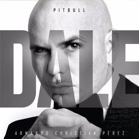 Dale Pitbull Disco Cd Con 12 Canciones