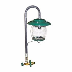 Lampara De Gas Lp Luz Regulable 300 Bujias Campismo 1425