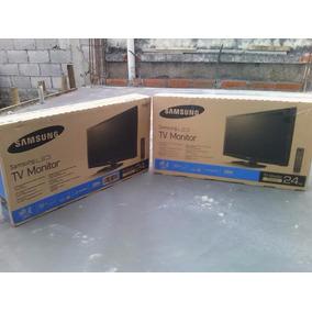 Tv Monitor Samsumg Led 24