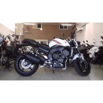 Yamaha Fz1 N Fazer 1000 Blanco Permuto Financio Qr Motors
