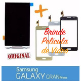 Kit Tela Touch + Display Lcd Galaxy Gran Primeduos G530 G531