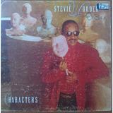 Vinil Clasico Stevie Wonder Characters Bs 39900 Envio Gratis