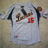 Camisa De Beisbol Lpbv Leones Del Caracas Clásica Modelos