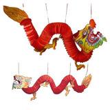 Chino Expresa Diversión Decoración Del Dragón - 1 Pedazo De