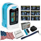 Oximetro Saturometro De Pulso. Procedencia Estados Unidos