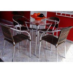 Conjunto De Mesa Para Piscina, Varanda, Jardim - Promoção