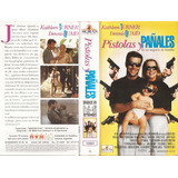 Pistolas Y Pañales Vhs Kathleen Turner Dennis Quaid 1993