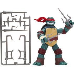Boneco Tartarugas Ninja - Figura De Ação 12cm - Rafael