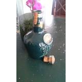 Garrafa Em Porcelana Do Scotch Whisky Royal Salute Vazia