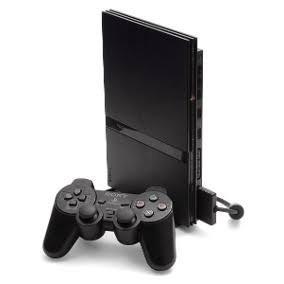 Play 2 Ps2 Playstation 2 Usado+20jogos+1controle+1memorycard
