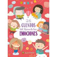 Libro 26 Cuentos Brillantes Infantiles Emociones Animales Ed