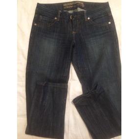 Pantalón Blue Jeans Marca Naf Naf Para Dama Talla 26