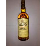 Whisky Robert Brown