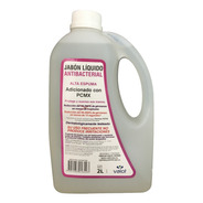 Jabon Liquido Antibacterial Con Pcmx Bidon 2lt Valot Oficial