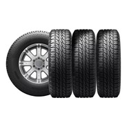 Kit X4 Neumáticos 225/65-17 Michelin Ltx Force 106h