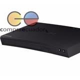 Samsung Bluray Smart Wifi Reproductor Dvd Player Usb Netflix