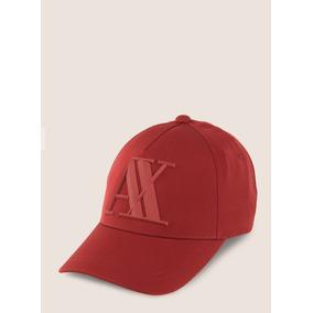 Gorra Armani Exchange A x Original Rubber Logo Hat 60ce87fd628