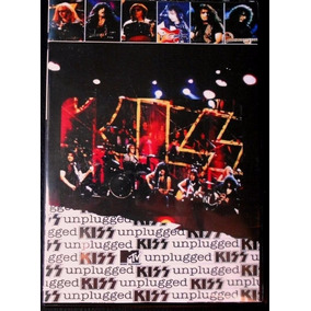 Dvd Kiss Unplugged - ( Acustico) - Legendado