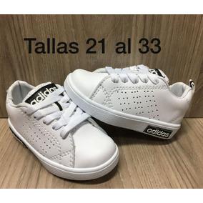 Zapatillas Niño Adidas - Ropa y Accesorios Blanco en Mercado Libre ... 500273e103a2b