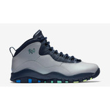 Tênis Nike Air Jordan 10 Rio Pack #42br 10us