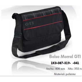 Bolso Morral Gti Vw Original®