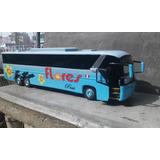 Bus En Miniatura Escala 1/24 Se Fabrica A Pedido