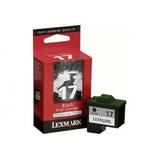 Cartucho Lexmark Num.17, Negro, Inyección De Tinta