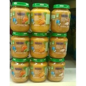Papinha Nestle 150 Gramas Salgada