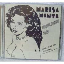 Cd Duplo Marisa Monte - Barulhinho Bom - Uma Viagem Musical