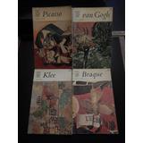 Van Gogh Klee Picasso Renoir Goya Manet Miró Lautrec Lote
