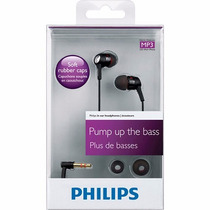 Audífonos Philips She8000 Superior Bass In-ear Intraaural