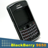 Original Blackberry Bold 9650 Oem Full Negro Cubierta De La