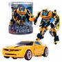 Transformers Muñeco Auto Camaro Bumblebee Original Hasbro