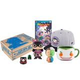 Kit Accesorios Coleccionables Box Dclc Batman Villains Funko