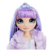 Boneca Rainbow High Fashion Violet Willon Meninas