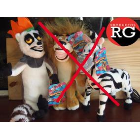 Peluches Madagascar Oferta!!! -