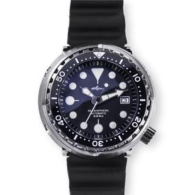 Relógio Sbbn015 Custom Tuna Mergulho 200m Automatico Seiko