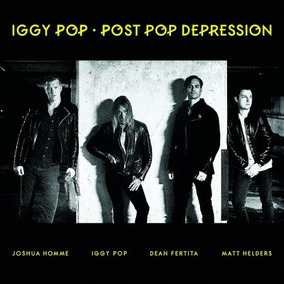 Iggy Pop - Post Pop Depression - Lp