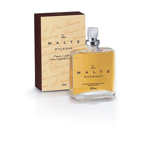 Jequiti Colônia Masculina Malte Bourbon, 25ml (16292)