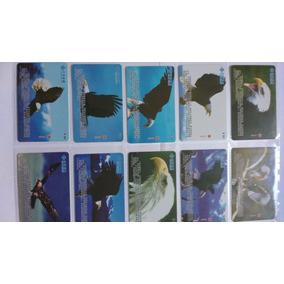 Loucura Série Gavião 12/2007 (10 Cartões) China Unicom