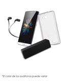 Celular Neffos Tp-link C5 + Audifonos + Power Bank