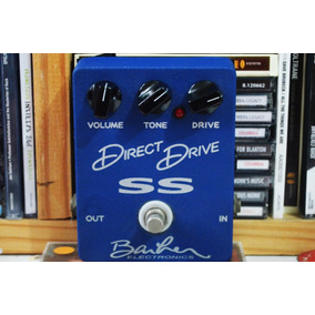Pedal Barber Direct Drive Ss